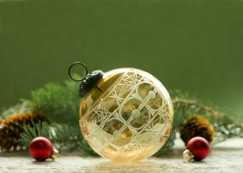 History of glass ornaments