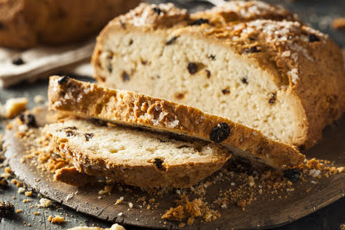 irish soda bread recipe moran insurance