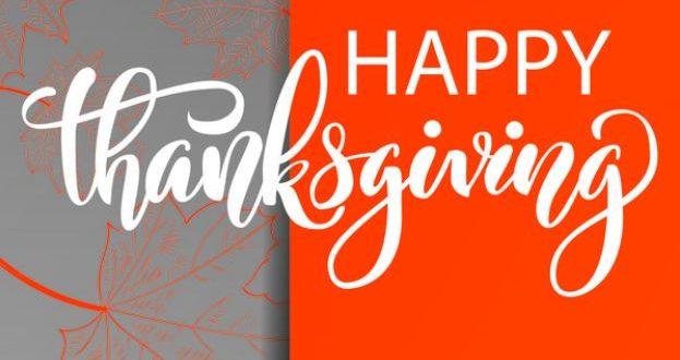 moran happy thanksgiving newsletter