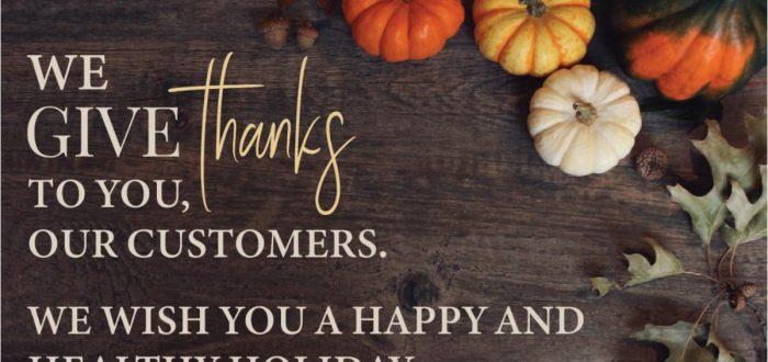 moran insurance thanksgiving 2020 welcome