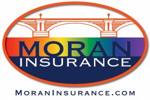 moran insurance pride 2021 logo